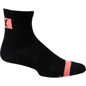 "Fox 4"" Flexair Merino Socks Men, black"